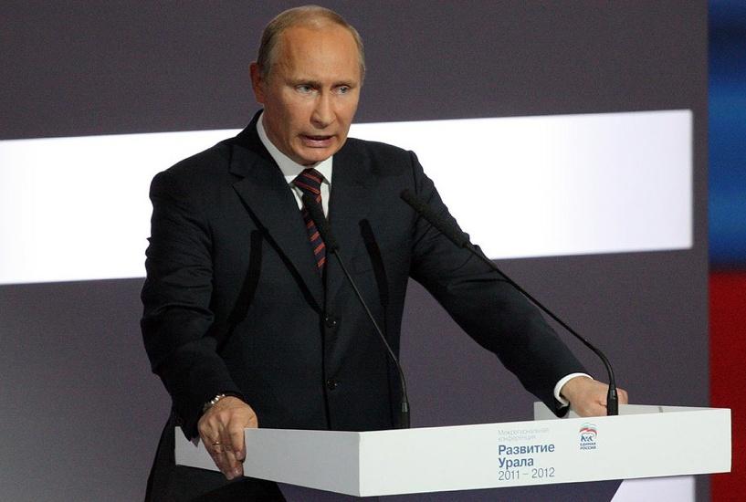 Путин потребовал «аккуратно» ответить на санкции Запада