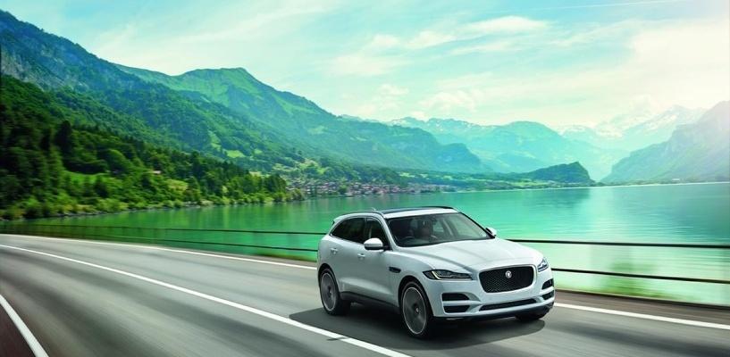 Стала известна цена на первый кроссовер Jaguar — F-Pace
