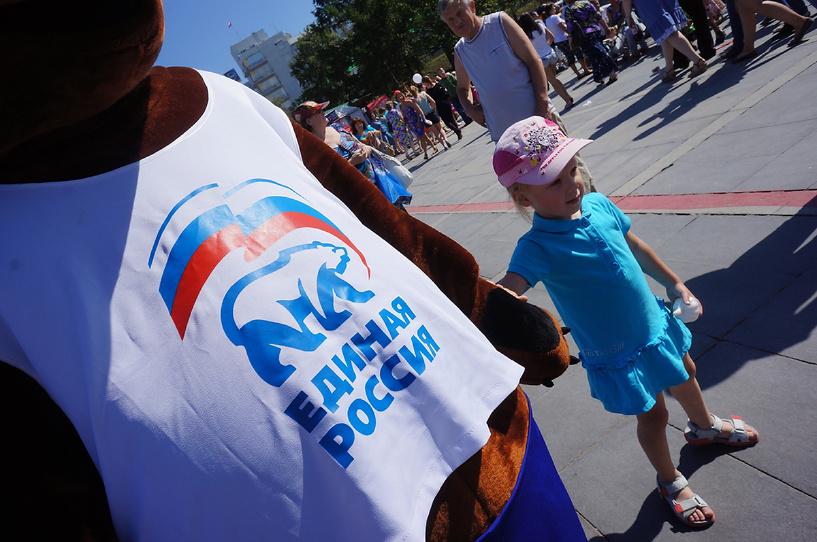«Единая Россия» пойдет на праймериз без ОНФ