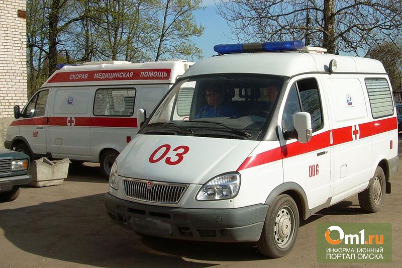 В Омске на спортивной площадке нашли ребенка без сознания
