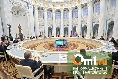 Назаров и Путин встретятся на заседании Госсовета в Улан-Удэ