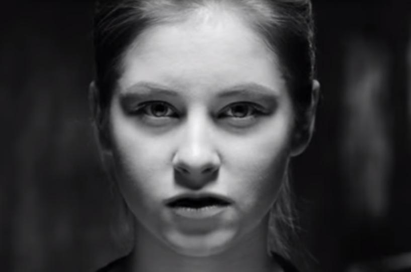 Юля Липницкая снялась в рекламе Adidas