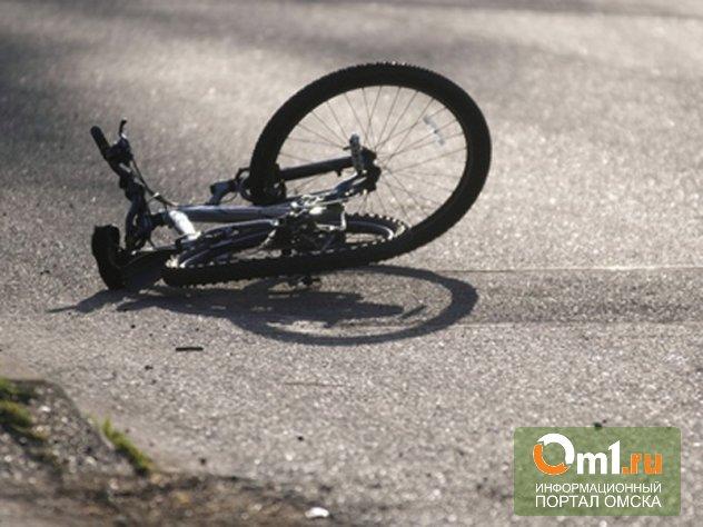 В Омске водитель маршрутки сбил восьмилетнего мальчика
