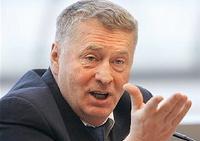 Жириновский выживает иностранные слова через Госдуму