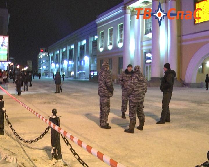 Украинские хулиганы «заминировали» железнодорожные вокзалы в 14 городах России