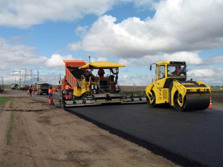 В 2015 году в Омской области отремонтируют 35 км дорог