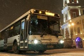 В Новый год общественный транспорт будет ходить до часа ночи