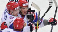 Хоккейная молодежная сборная России заняла третье место на ЧМ