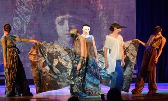 В Омске расскажут «Миф города» языком моды
