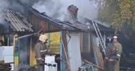 При пожаре на Кропоткина погибла омская пенсионерка