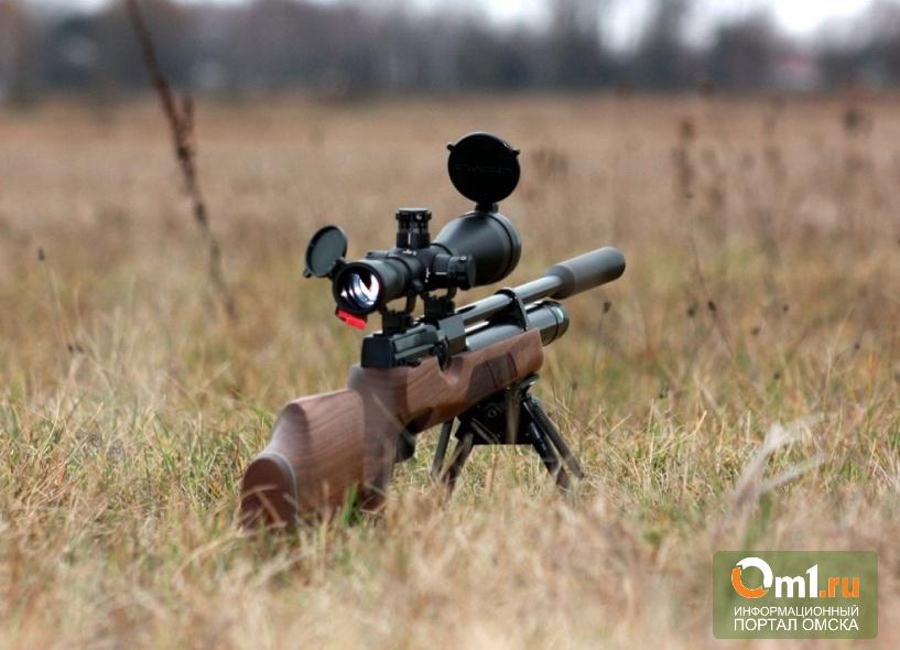 Подстрелившим товарища омским школьником занялась полиция