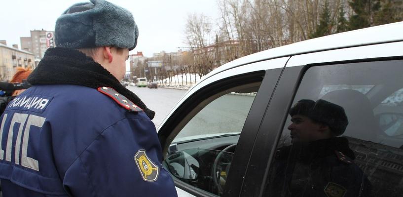 В Омской области полицейские подстрелили дорожного хулигана