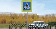Житель Омской области украл дорожный знак, стоявший у детсада