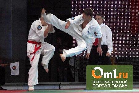 В Омске бои первенства России по каратэ будут транслировать онлайн