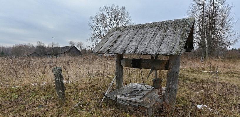 В Омской области в заброшенном колодце нашли тело 60-летнего мужчины