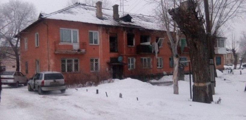 Очевидцы: в Старом Кировске произошел взрыв бытового газа