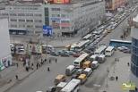 «Дорожный менеджер» поможет оптимизировать движение на омских улицах