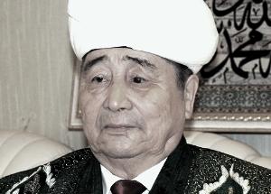 В Омске умер муфтий Анарбек Жунусов