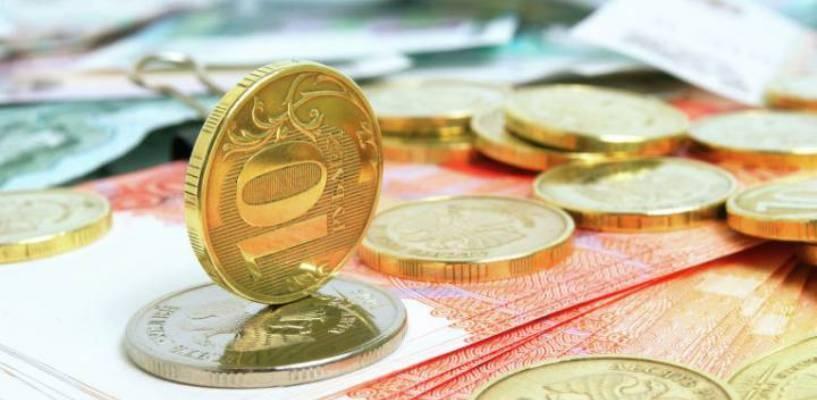 Курс валют: биржевой курс доллара упал ниже 63 рублей