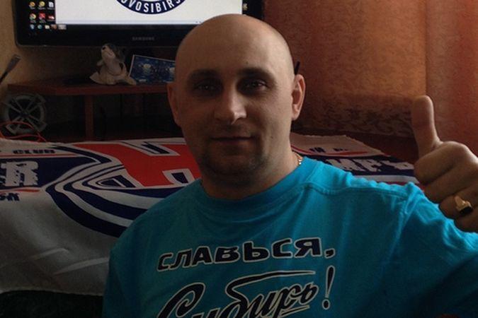 Фанаты «Сибири» массово бреются наголо