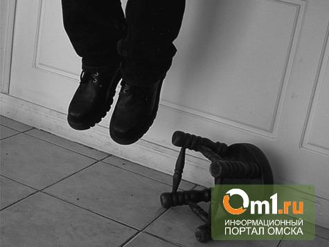 По неизвестной причине под Омском повесился подросток