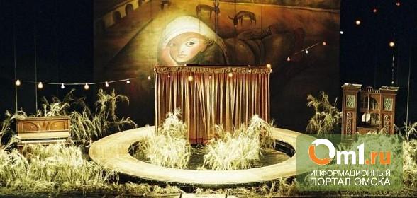 Израильский театр «Гешер» выступит сегодня на сцене омской драмы