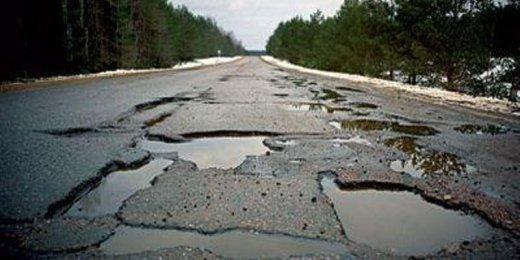 В Омской области прокуроры через суд потребовали ремонта дороги до Любино