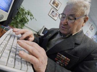 Омские пенсионеры осваивают интернет