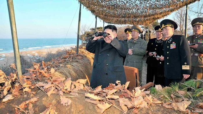 Северная и Южная Корея привели свои войска в полную боевую готовность