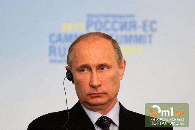 Владимир Путин: «Майские указы выполнимы, если делать все по уму»