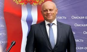 Губернатор Виктор Назаров отправился в двухнедельный отпуск