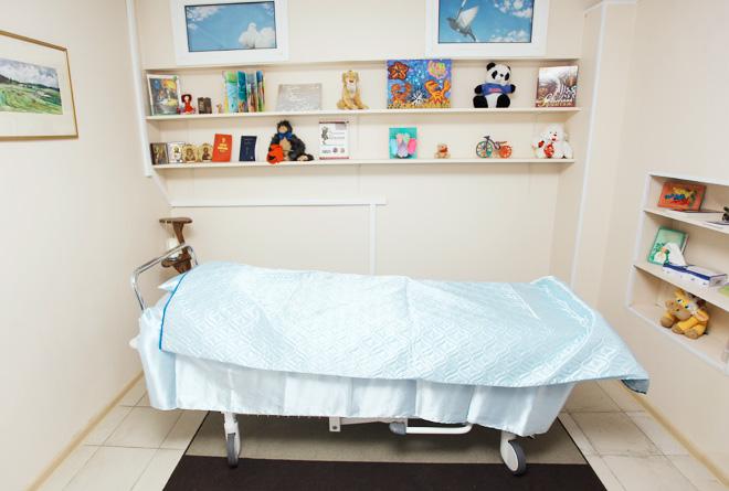 В Омске хотят открыть детский хоспис