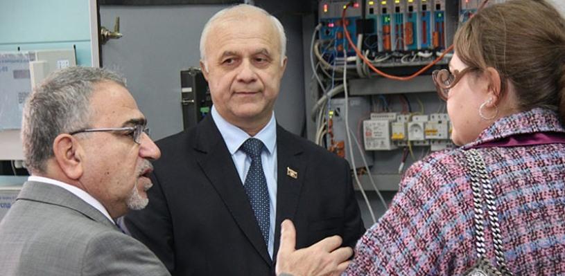 Омское НПО «МИР» поможет Ираку решить проблемы в энергетической сфере