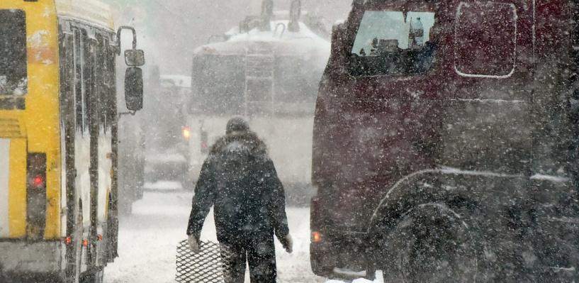 В Омске вчера был перекрыт суточный максимум по осадкам