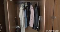 Криминальный гений: пьяный вор спрятался от омской полиции в шкафу