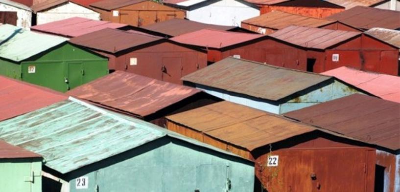 Власти проверяют размещение гаражей на землях Октябрьского округа Омска