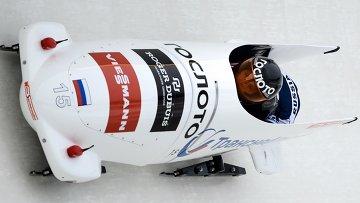 Омичка вошла с состав олимпийской сборной России по бобслею