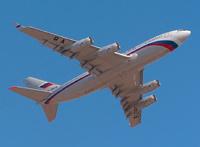 В России построят новый пассажирский лайнер