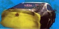 Первые фото новенькой Toyota Corolla появились в интернете