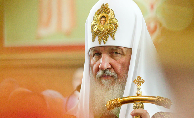 Патриарх Кирилл не хочет, чтобы Полина Гагарина выиграла «Евровидение»