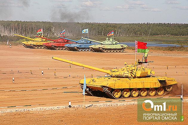 УВЗ подготовит боевые машины для «Танкового биатлона — 2014»