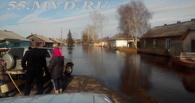 Сохраняйте спокойствие: в Омской области подтоплено 19 населенных пунктов