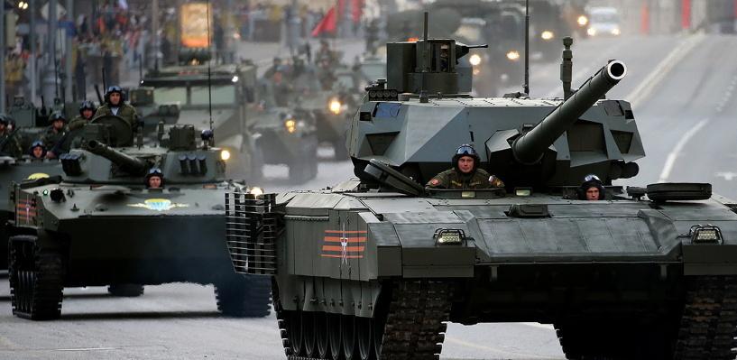 В Германии разработали танковую пушку для борьбы с «Арматой»
