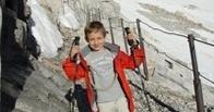Девятилетний альпинист из Америки покорил вершину в Андах