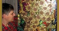 Омский художник три года собирал фантики от элитных конфет