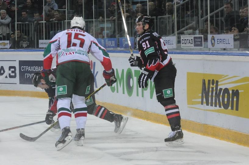 Шалаев: «Пивцакин вернется на лед через 7-10 дней»