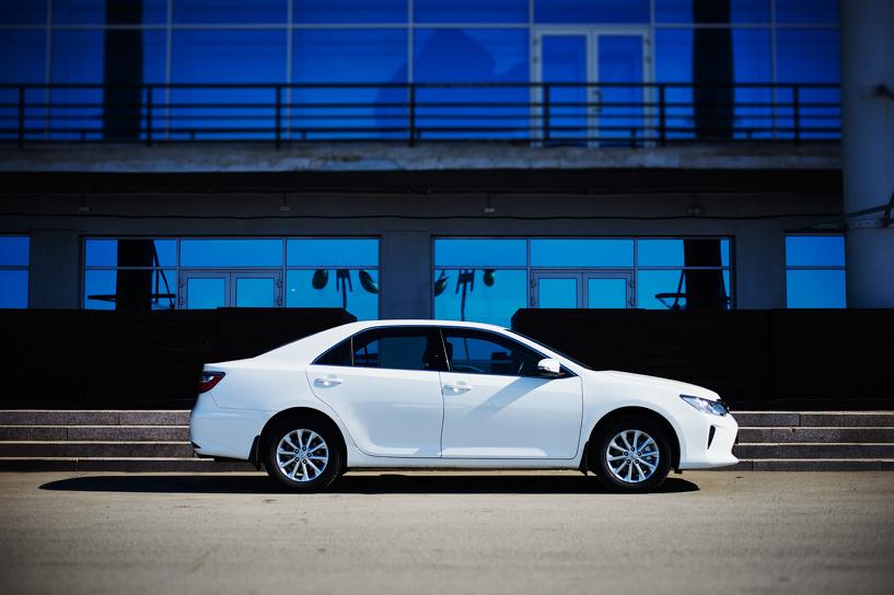 Освежаем впечатления: Toyota Camry 2.0