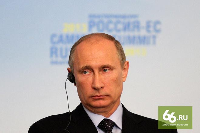 «Крым здесь ни при чем». Владимир Путин пообещал восстановить мир на Украине