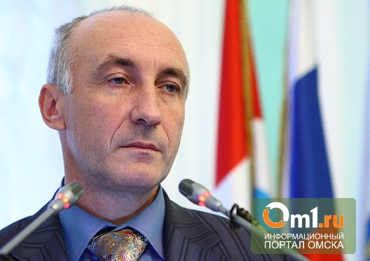 Омский министр Меренков уехал на лечение в онкоцентр