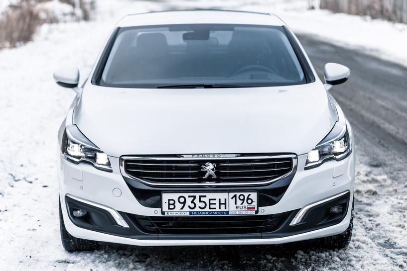 Никто не услышит: знакомимся с новым Peugeot 508